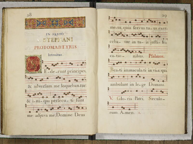 CHANTILLY, Bibliothèque du château, 0044 (1681), p. 032 - 033