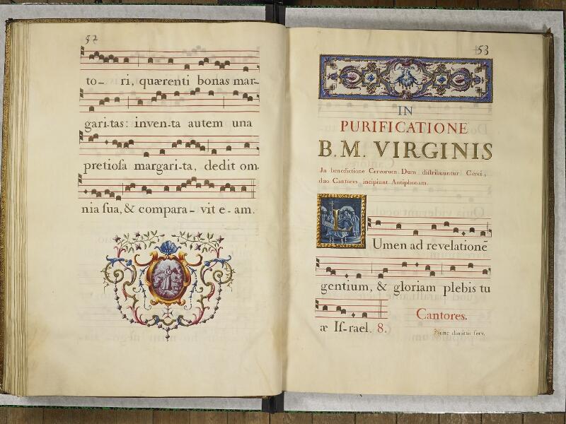 CHANTILLY, Bibliothèque du château, 0044 (1681), p. 056 - 057