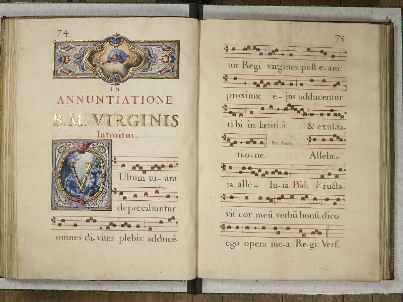 CHANTILLY, Bibliothèque du château, 0044 (1681), p. 080 - 081