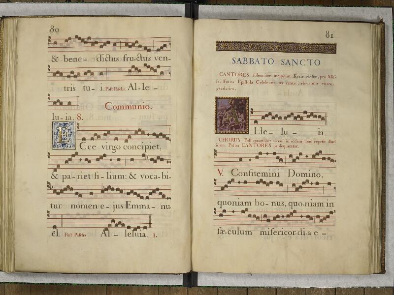 CHANTILLY, Bibliothèque du château, 0044 (1681), p. 086 - 087