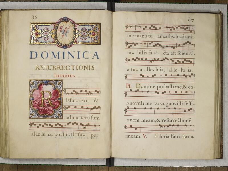 CHANTILLY, Bibliothèque du château, 0044 (1681), p. 092 - 093