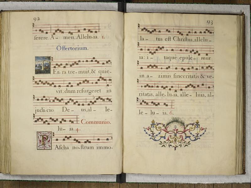 CHANTILLY, Bibliothèque du château, 0044 (1681), p. 098 - 099
