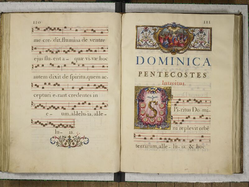 CHANTILLY, Bibliothèque du château, 0044 (1681), p. 116 - 117