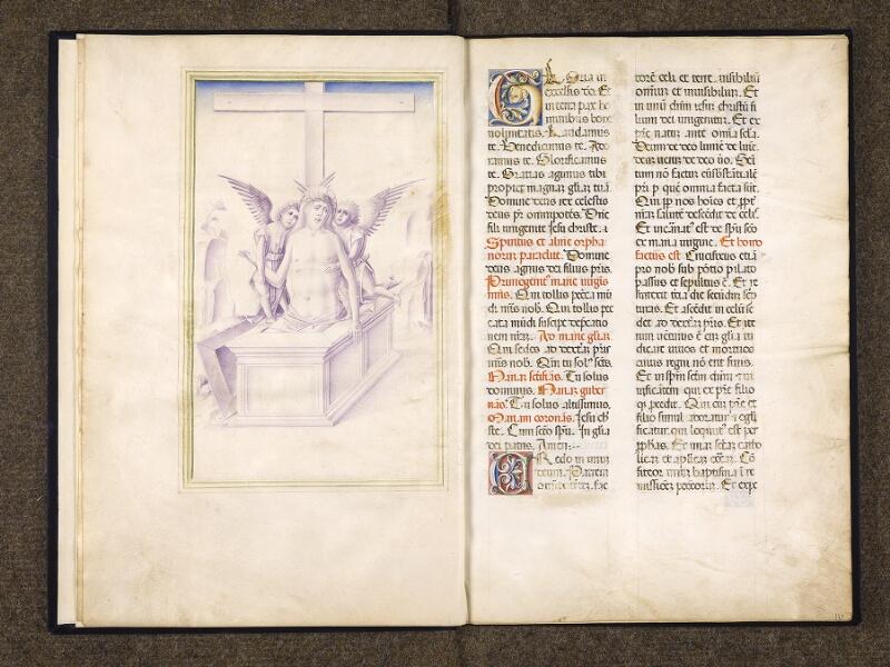 CHANTILLY, Bibliothèque du château, 0045 (1422), f. 001v - 002