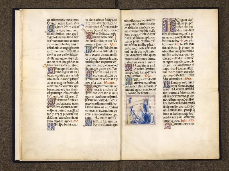 CHANTILLY, Bibliothèque du château, 0045 (1422), f. 002v - 003