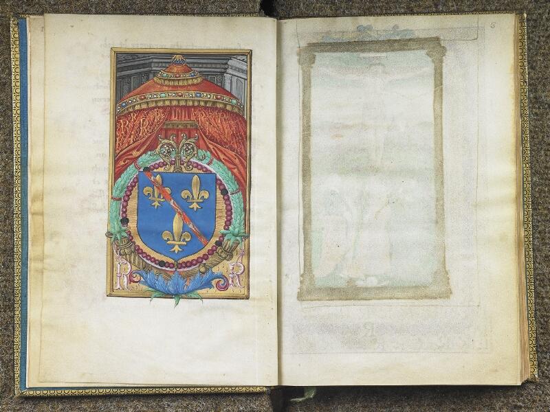 CHANTILLY, Bibliothèque du château, 0048 (1605), f. 002v - 003