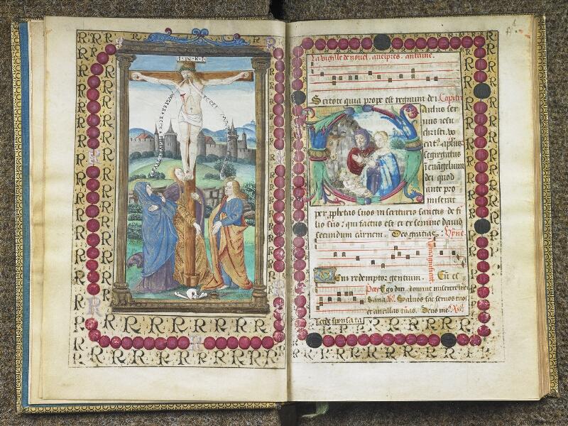 CHANTILLY, Bibliothèque du château, 0048 (1605), f. 003v - 004