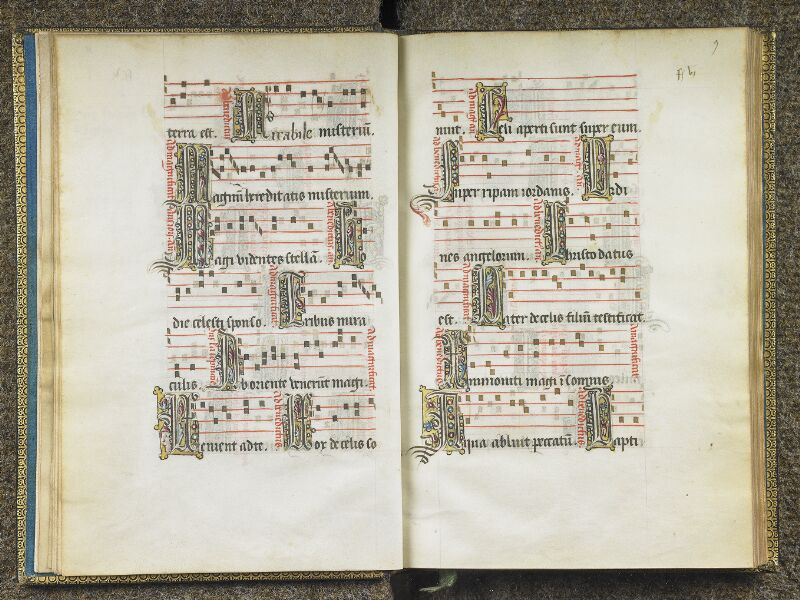 CHANTILLY, Bibliothèque du château, 0048 (1605), f. 008v - 009
