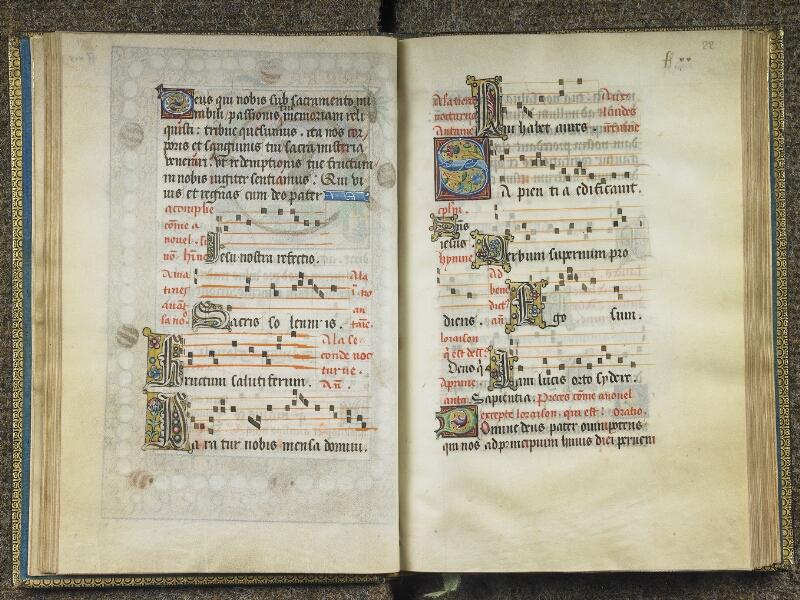CHANTILLY, Bibliothèque du château, 0048 (1605), f. 021v - 022