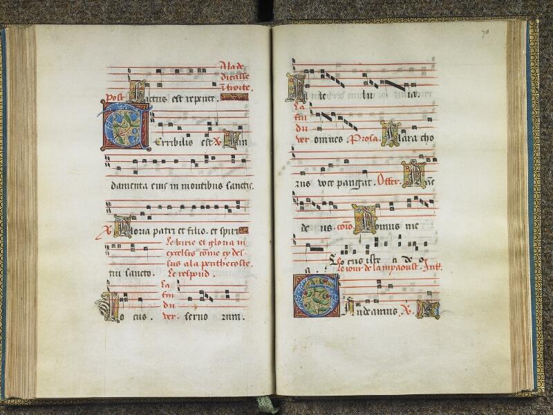 CHANTILLY, Bibliothèque du château, 0048 (1605), f. 069v - 070