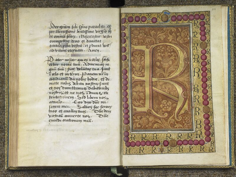 CHANTILLY, Bibliothèque du château, 0048 (1605), f. 100v - 101