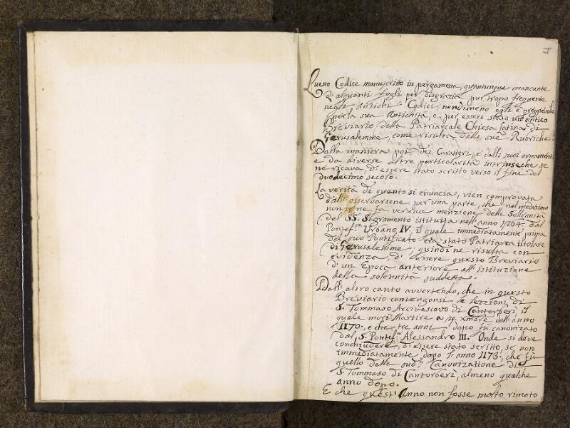 CHANTILLY, Bibliothèque du château, 0050 (1076), f. 000Av - 000B