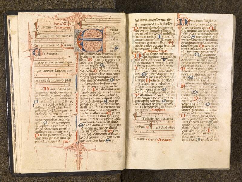 CHANTILLY, Bibliothèque du château, 0050 (1076), f. 002v - 003