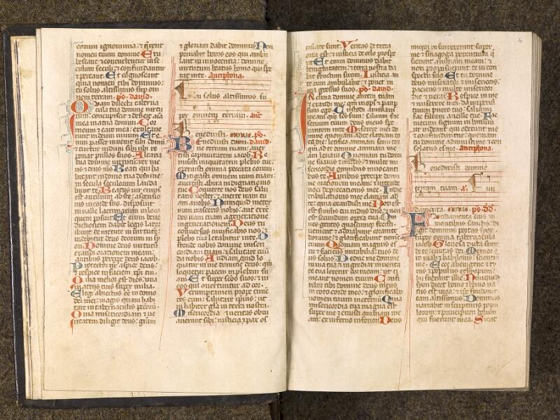 CHANTILLY, Bibliothèque du château, 0050 (1076), f. 003v - 004