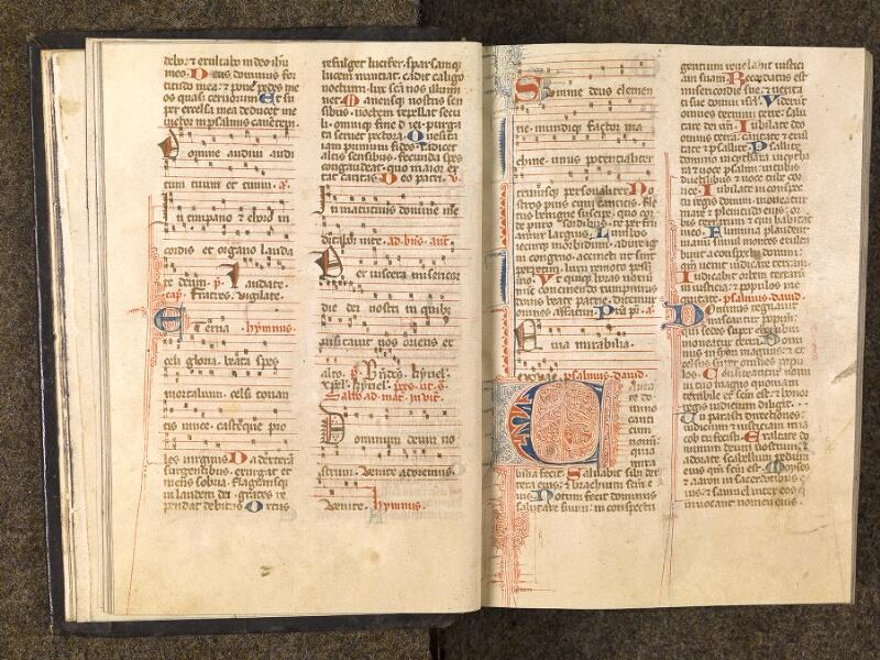 CHANTILLY, Bibliothèque du château, 0050 (1076), f. 008v - 009