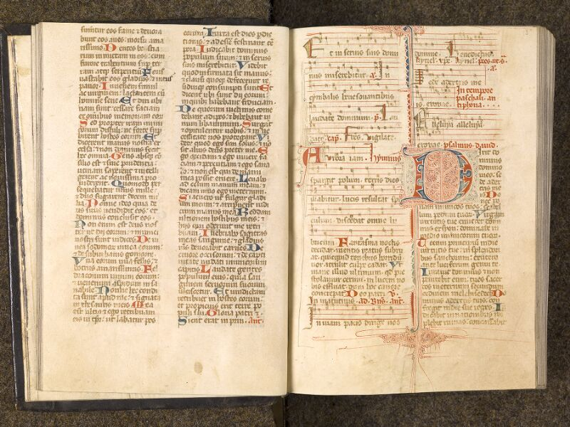 CHANTILLY, Bibliothèque du château, 0050 (1076), f. 015v - 016
