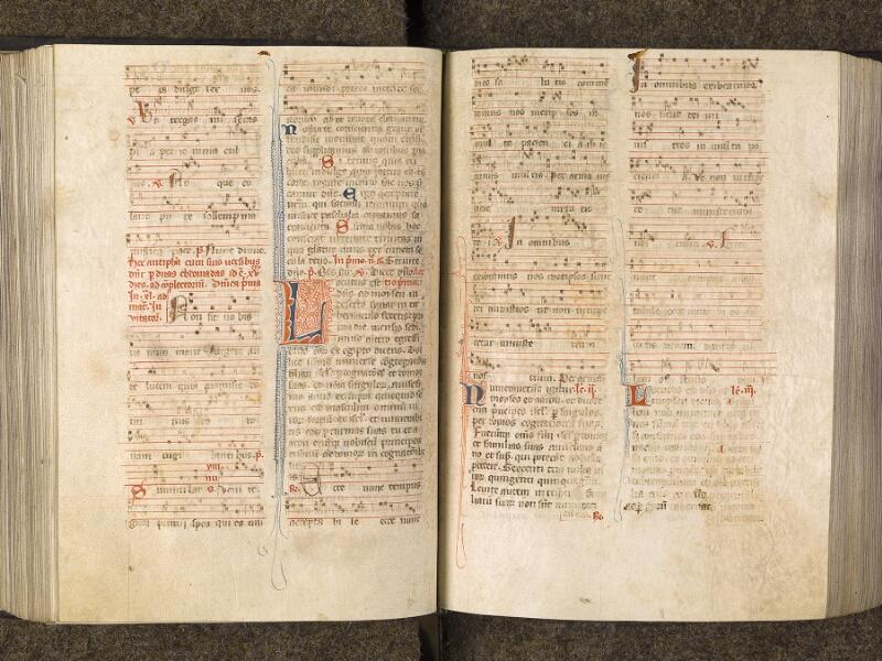 CHANTILLY, Bibliothèque du château, 0050 (1076), f. 140v - 141