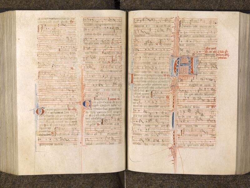 CHANTILLY, Bibliothèque du château, 0050 (1076), f. 276v - 277