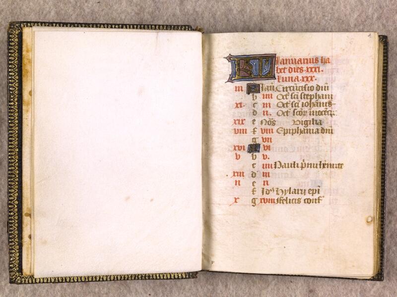 CHANTILLY, Bibliothèque du château, 0063 (1366), f. 000Bv - 001