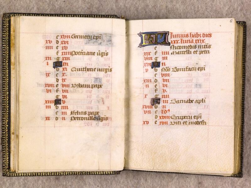CHANTILLY, Bibliothèque du château, 0063 (1366), f. 005v - 006