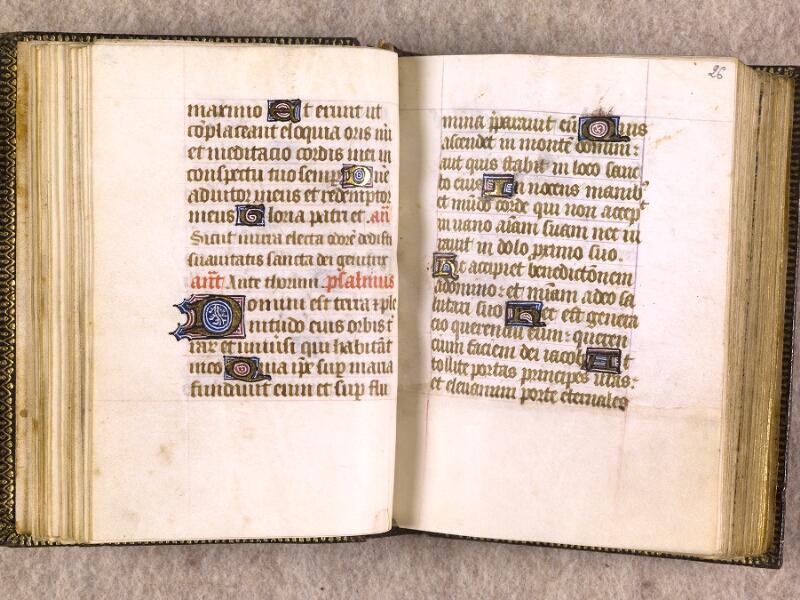 CHANTILLY, Bibliothèque du château, 0063 (1366), f. 025v - 026