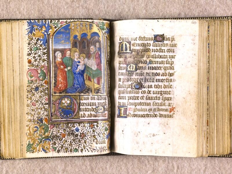 CHANTILLY, Bibliothèque du château, 0063 (1366), f. 059v - 060