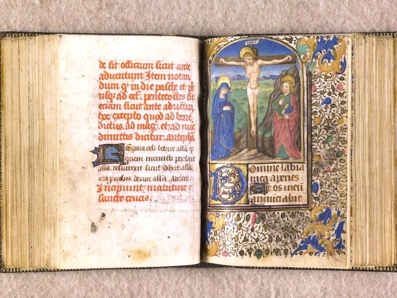 CHANTILLY, Bibliothèque du château, 0063 (1366), f. 097v - 098