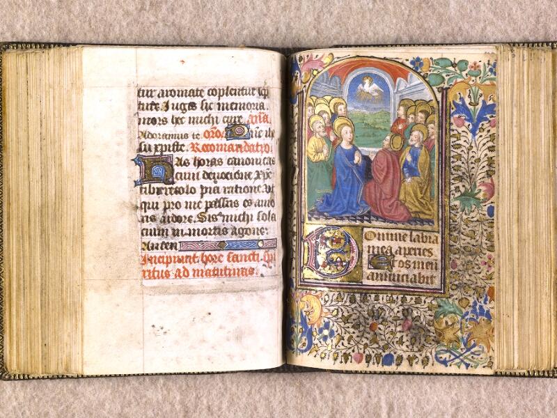 CHANTILLY, Bibliothèque du château, 0063 (1366), f. 100v - 101