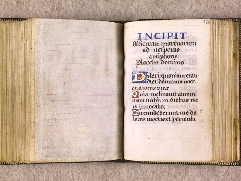 CHANTILLY, Bibliothèque du château, 0063 (1366), f. 125v - 126