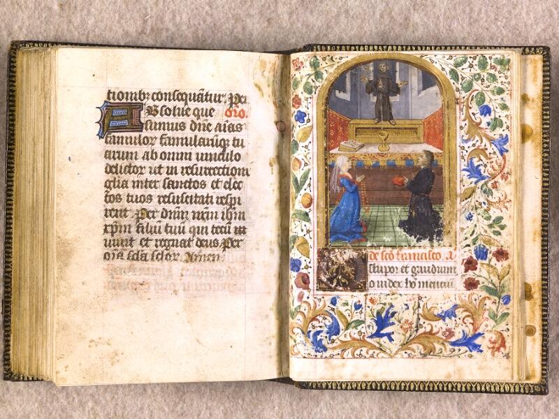 CHANTILLY, Bibliothèque du château, 0063 (1366), f. 176v - 177