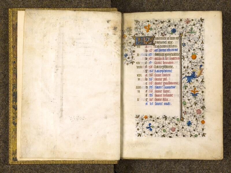 CHANTILLY, Bibliothèque du château, 0067 (1371), f. 000Bv - 001