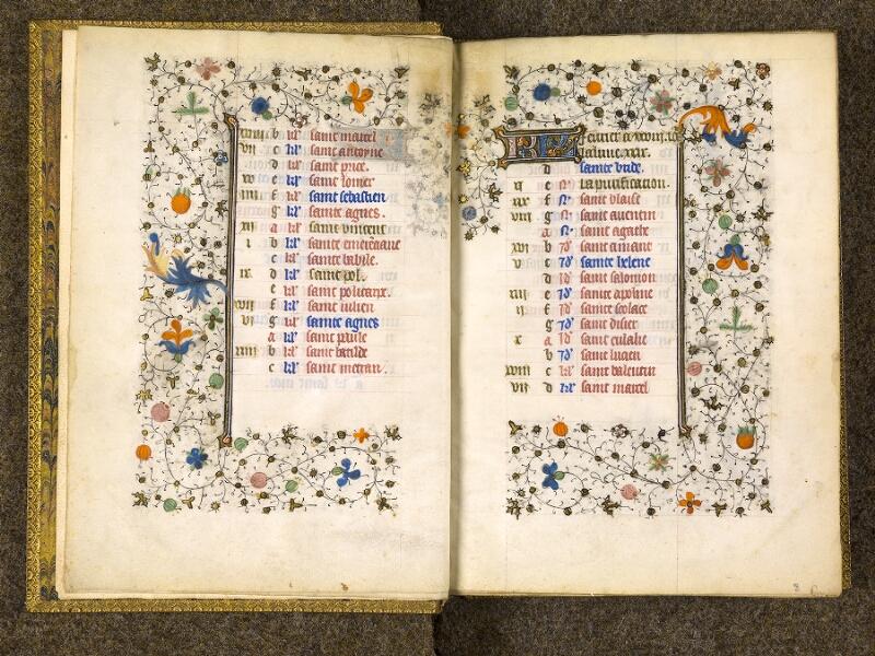CHANTILLY, Bibliothèque du château, 0067 (1371), f. 001v - 002