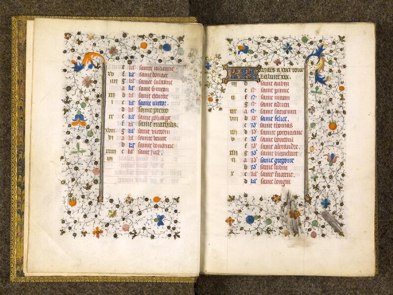CHANTILLY, Bibliothèque du château, 0067 (1371), f. 002v - 003