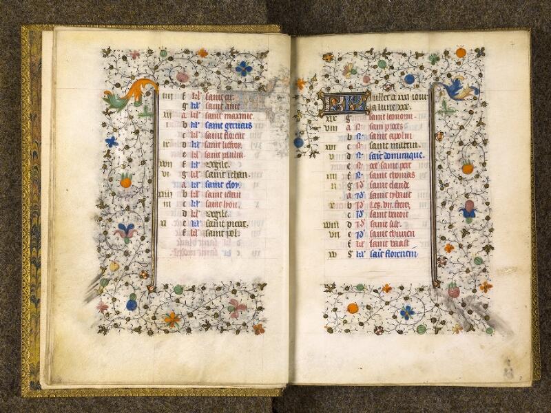 CHANTILLY, Bibliothèque du château, 0067 (1371), f. 006v - 007