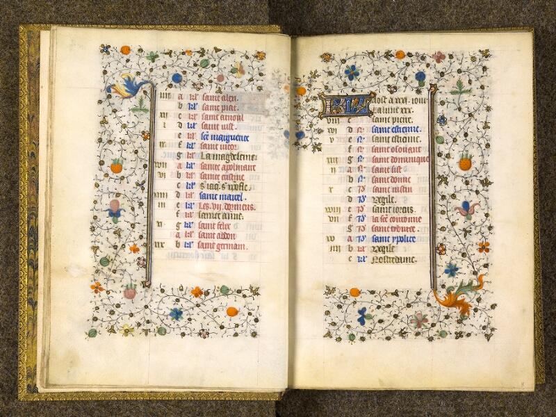 CHANTILLY, Bibliothèque du château, 0067 (1371), f. 007v - 008