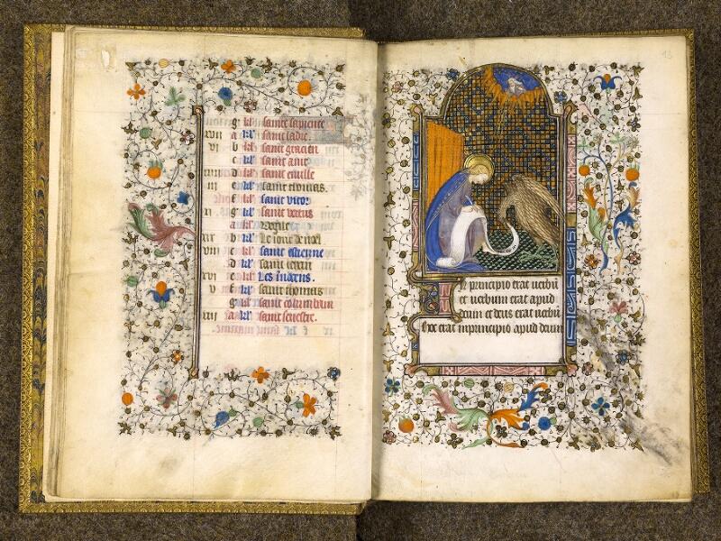 CHANTILLY, Bibliothèque du château, 0067 (1371), f. 012v - 013