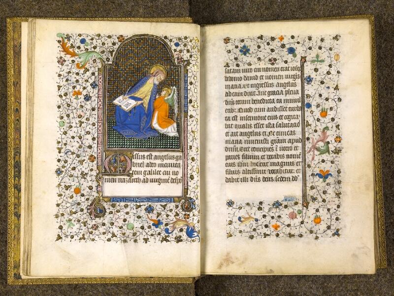 CHANTILLY, Bibliothèque du château, 0067 (1371), f. 014v - 015