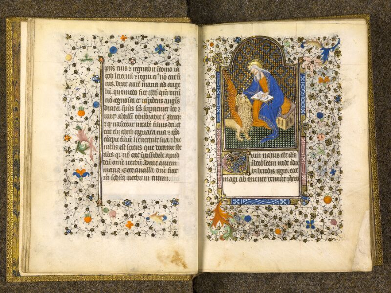CHANTILLY, Bibliothèque du château, 0067 (1371), f. 015v - 016