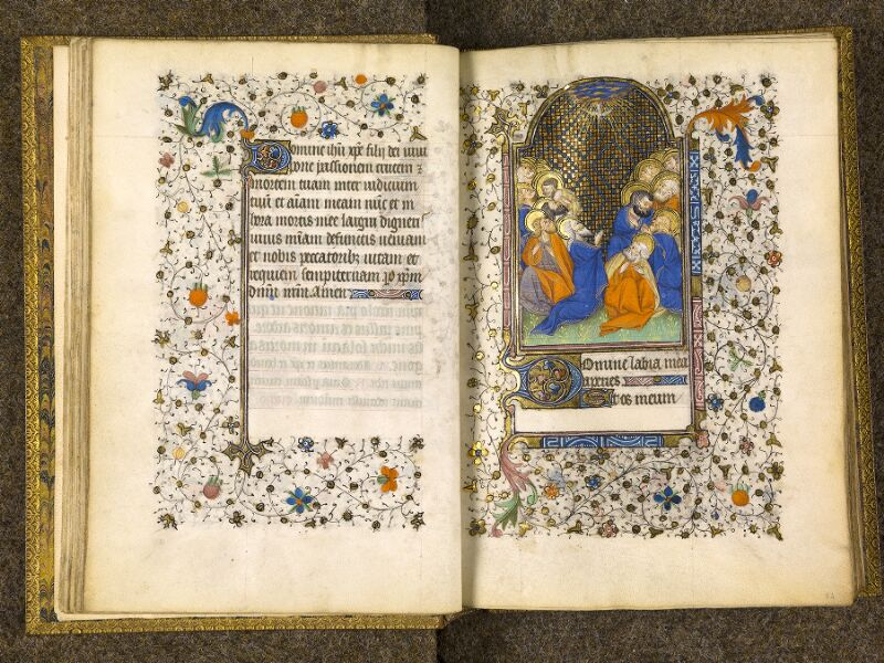 CHANTILLY, Bibliothèque du château, 0067 (1371), f. 023v - 024