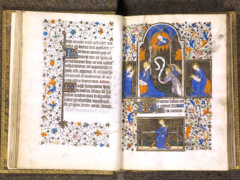 CHANTILLY, Bibliothèque du château, 0067 (1371), f. 028v - 029