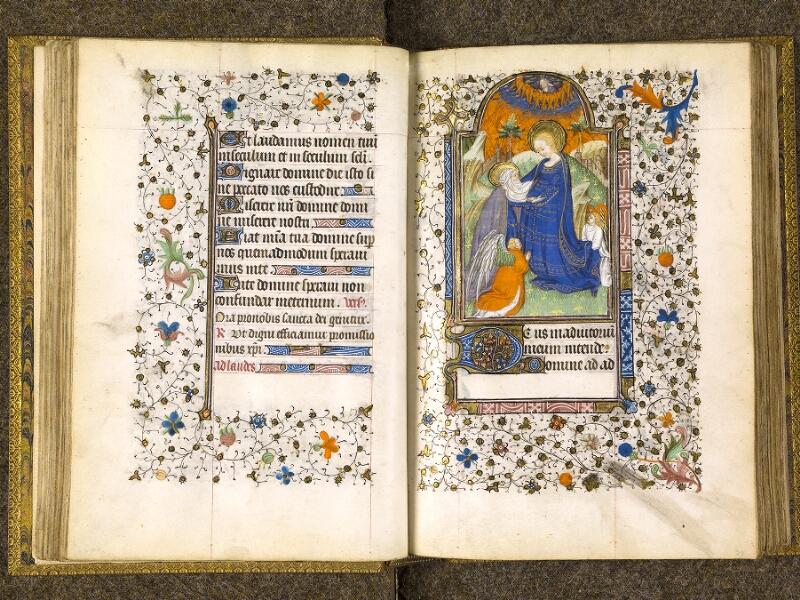 CHANTILLY, Bibliothèque du château, 0067 (1371), f. 038v - 039