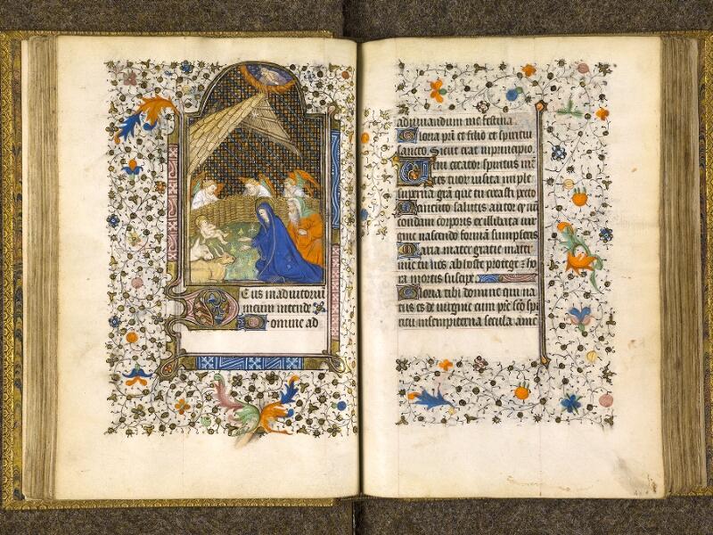 CHANTILLY, Bibliothèque du château, 0067 (1371), f. 048v - 049