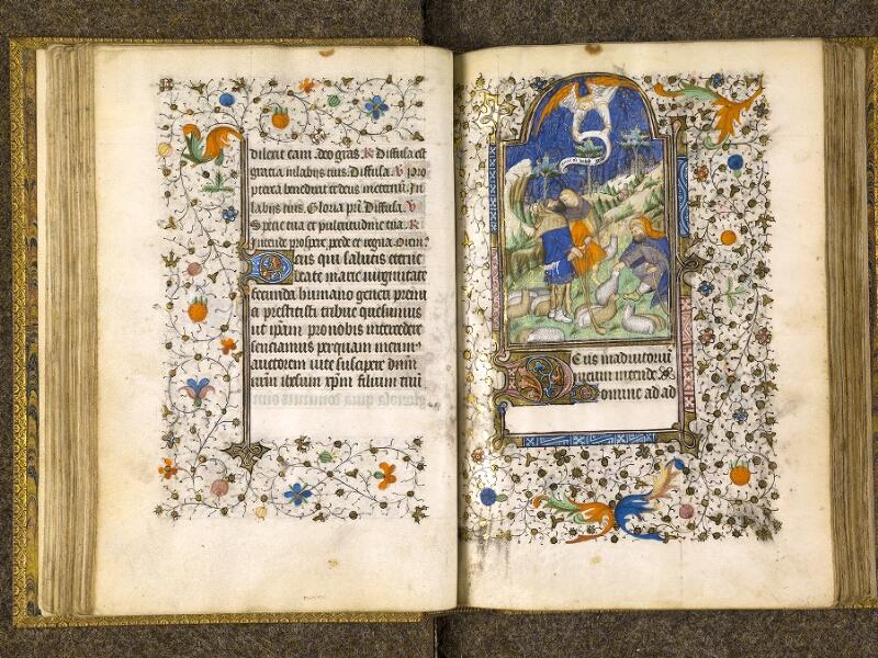 CHANTILLY, Bibliothèque du château, 0067 (1371), f. 052v - 053