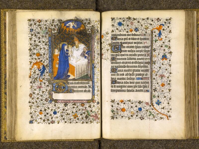 CHANTILLY, Bibliothèque du château, 0067 (1371), f. 059v - 060