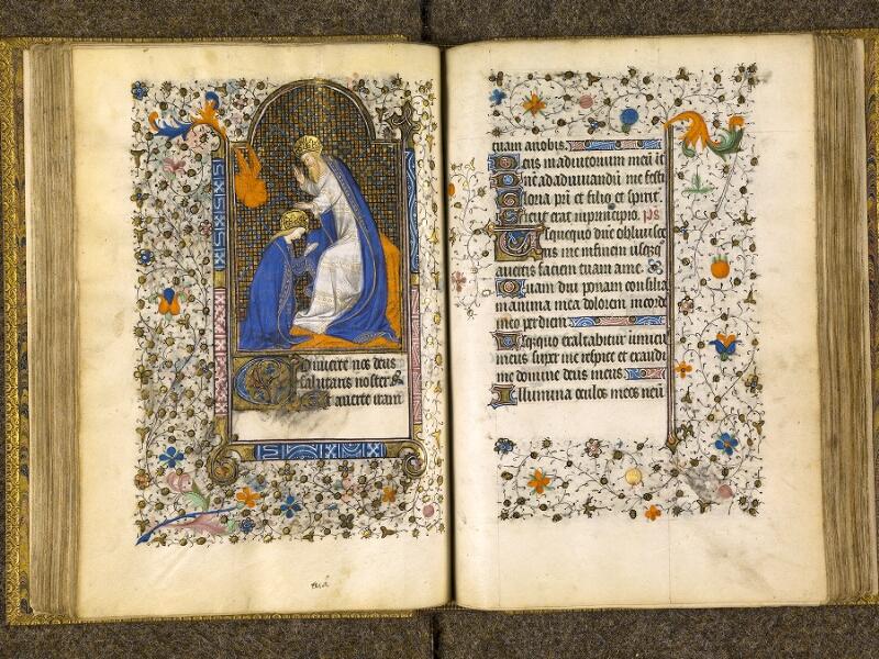 CHANTILLY, Bibliothèque du château, 0067 (1371), f. 068v - 069