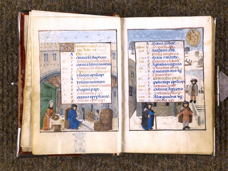CHANTILLY, Bibliothèque du château, 0068 (1141), f. 001v - 002