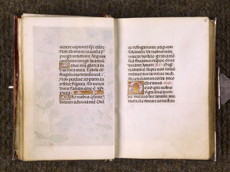 CHANTILLY, Bibliothèque du château, 0068 (1141), f. 015v - 016