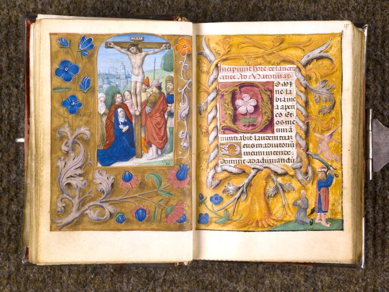 CHANTILLY, Bibliothèque du château, 0068 (1141), f. 017v - 018