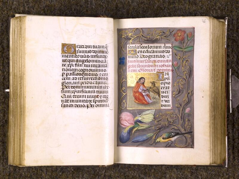 CHANTILLY, Bibliothèque du château, 0068 (1141), f. 045v - 046
