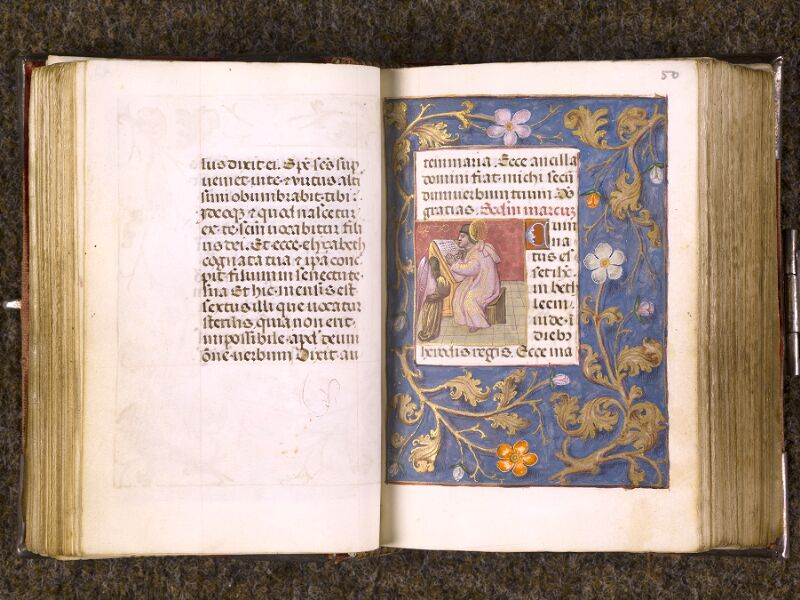 CHANTILLY, Bibliothèque du château, 0068 (1141), f. 049v - 050